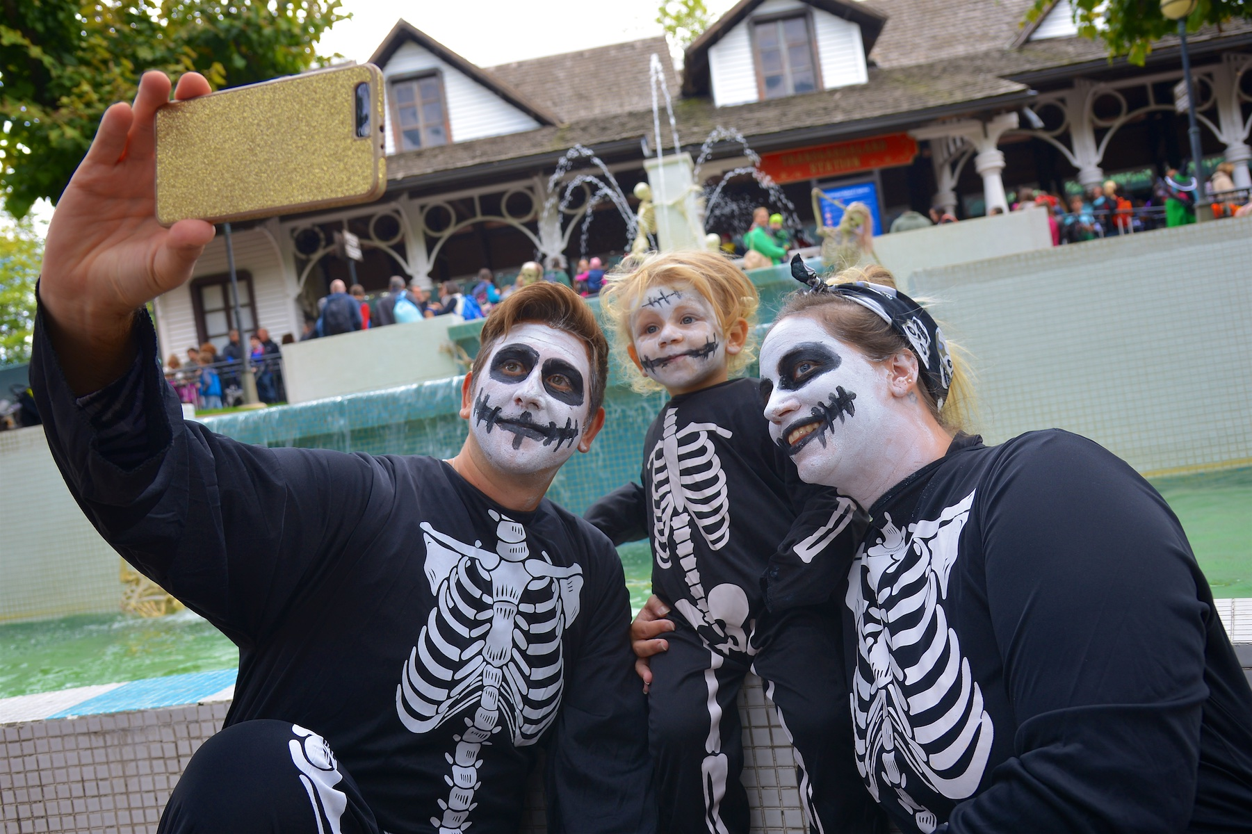 Halloween A Gardaland.Gardaland Magic Halloween Themeparks Eu