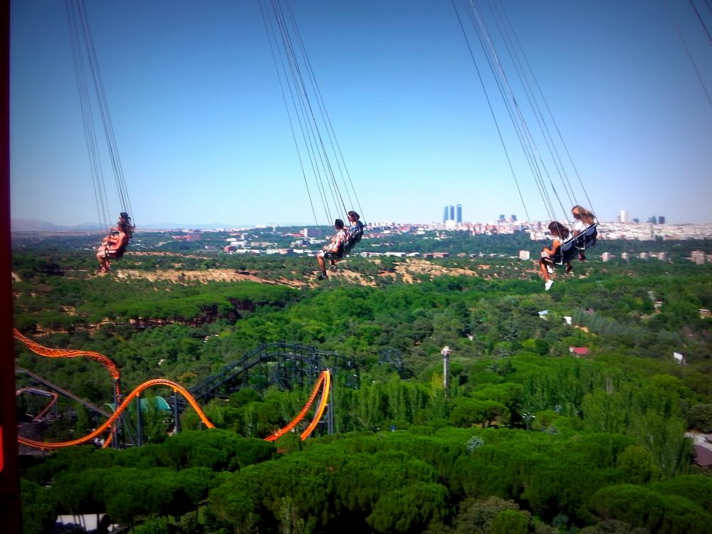 Parque De Atracciones Madrid Themeparks Eu